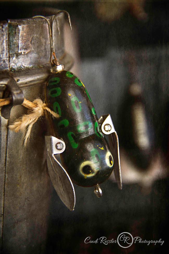Jitterbug Fishing Lure