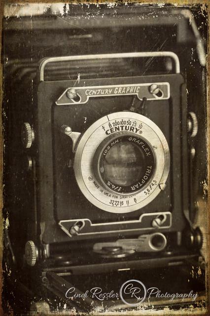 1949 Century Graphic Camera