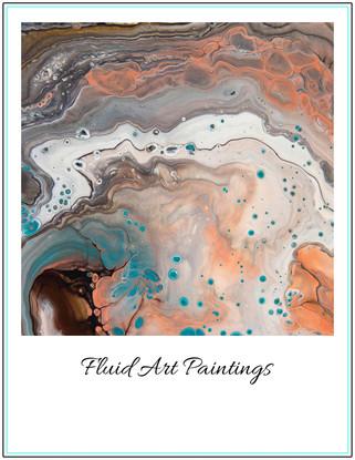 Fluid Art Paintings