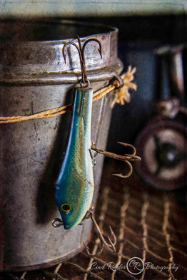 Scooter Fishing Lure