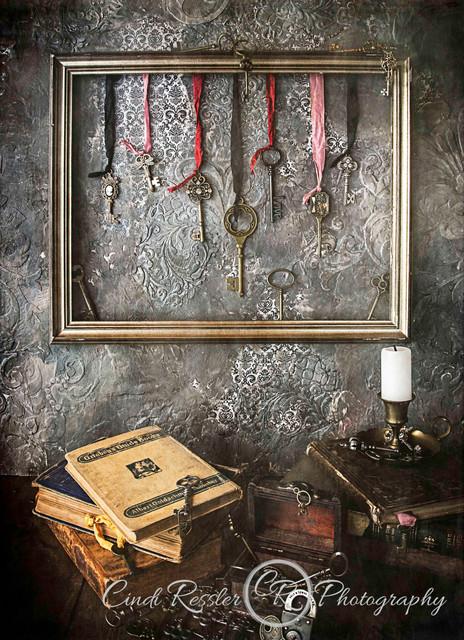 A Room of Keys