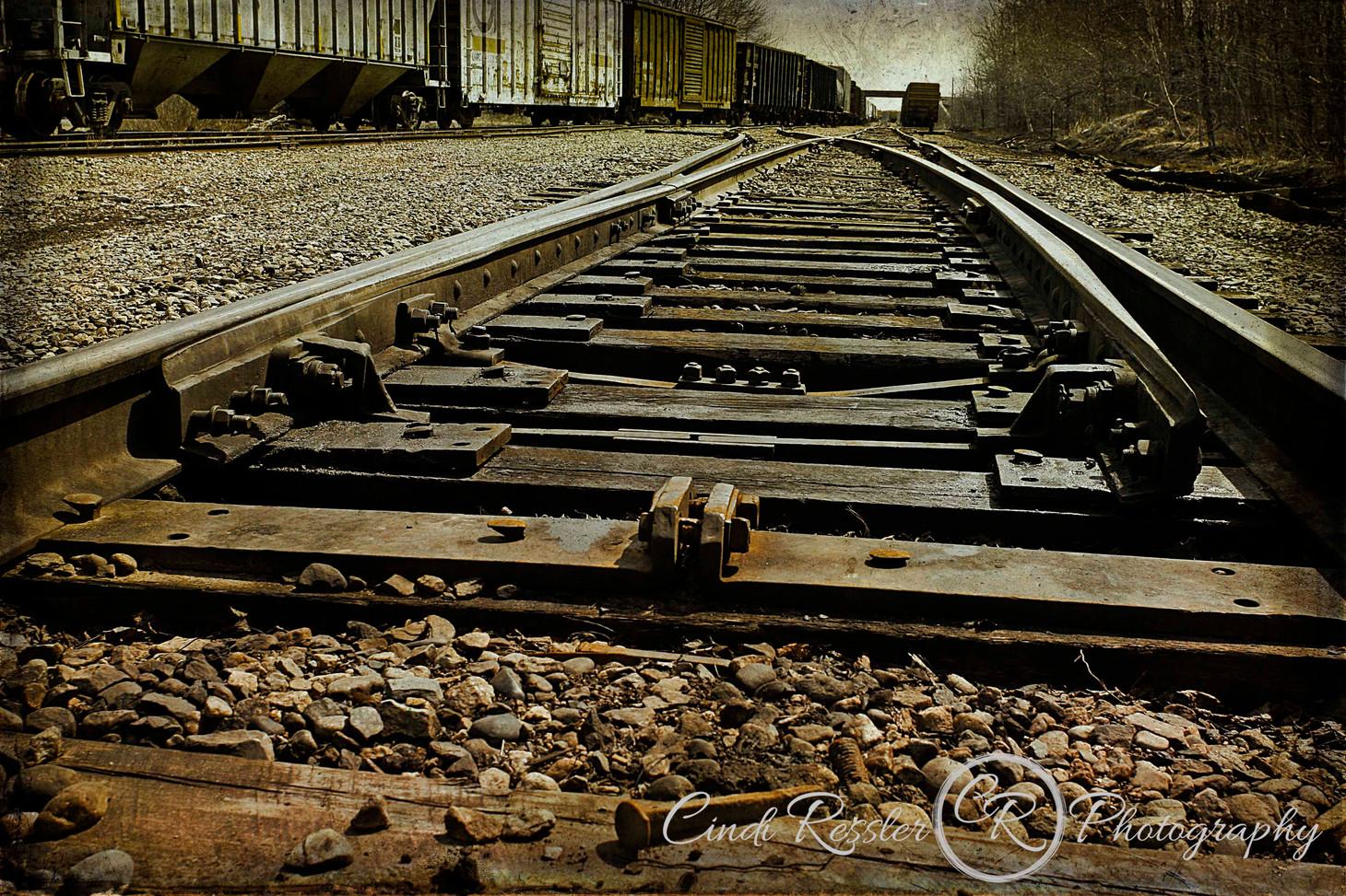 Railroad Spike