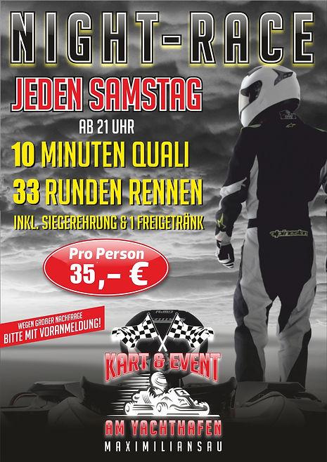Night Race - JEDER gegen JEDEN