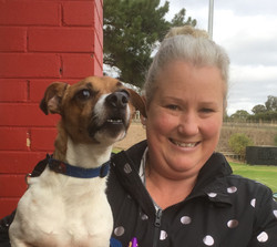 Fiona and Cavu, jack Russell 122