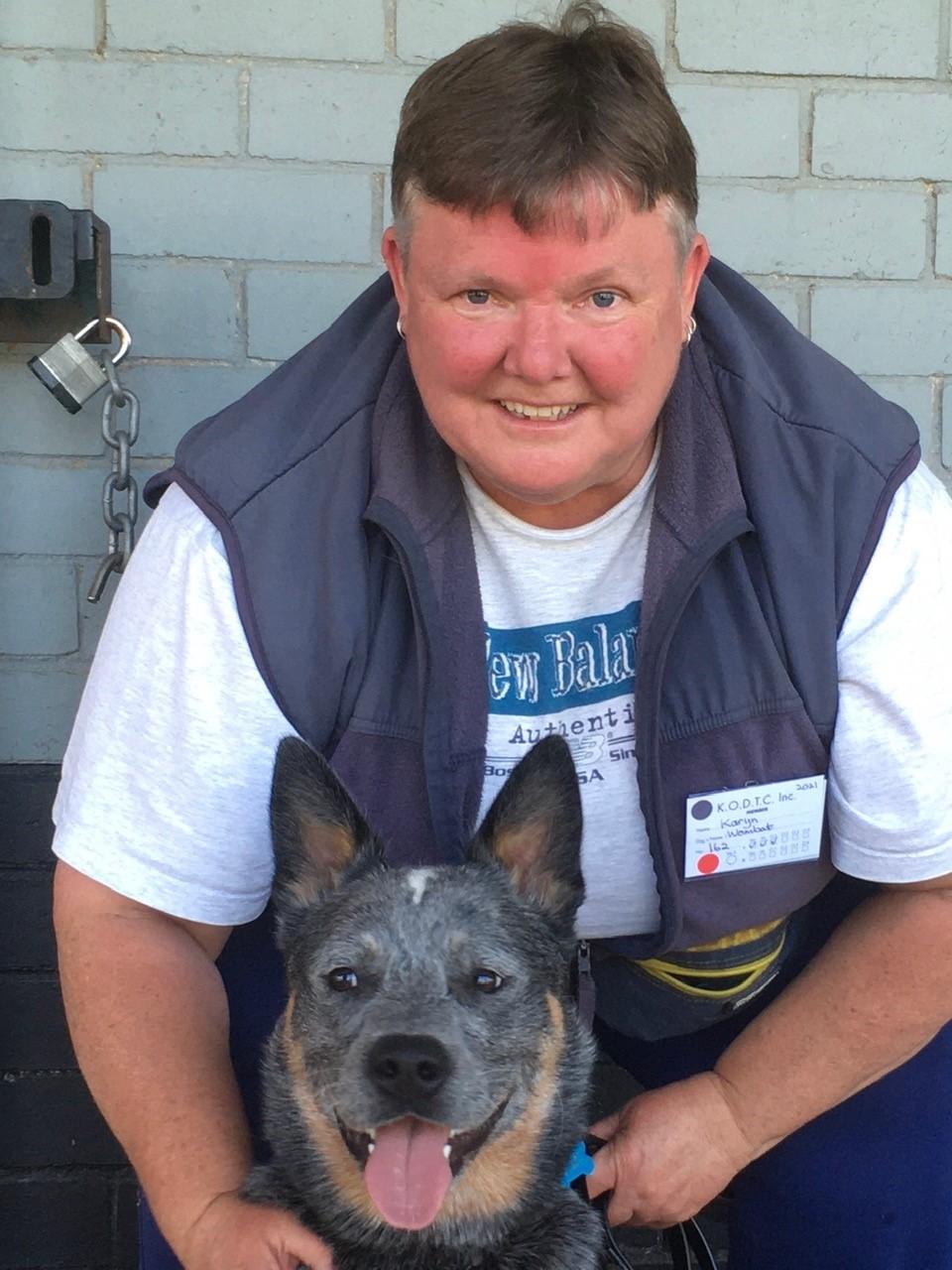 Karyn and Wombat 122 feb 21