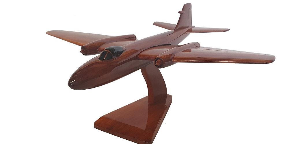 Canberra PR9 - Wooden Model