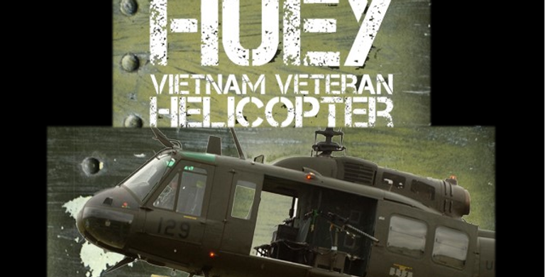 Huey Helicopter Flight Experience Gift Certificate