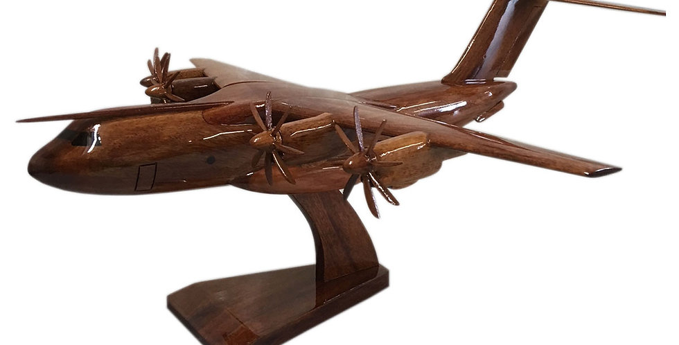 A400M - Wooden Model
