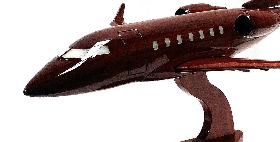 Challenger - Wooden Model