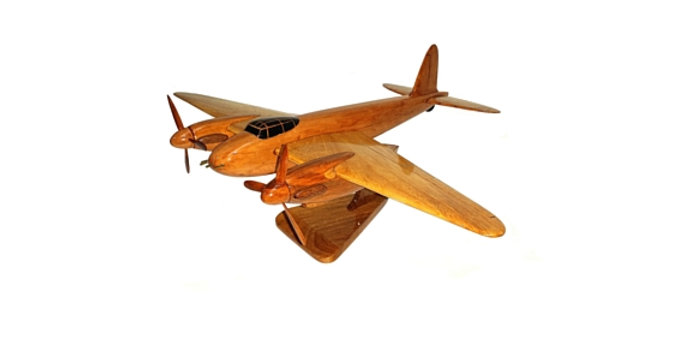 Mosquito - Wooden Model