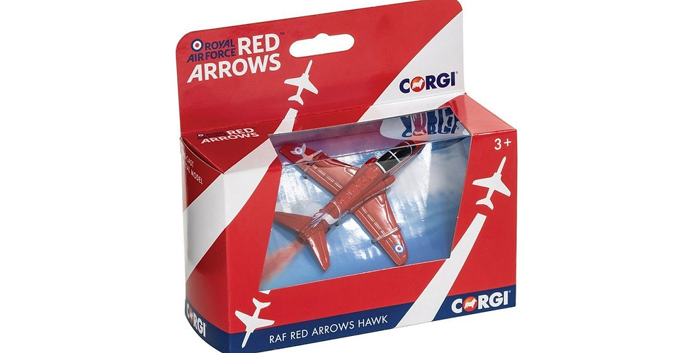 Corgi Red Arrows Hawk Die Cast Model