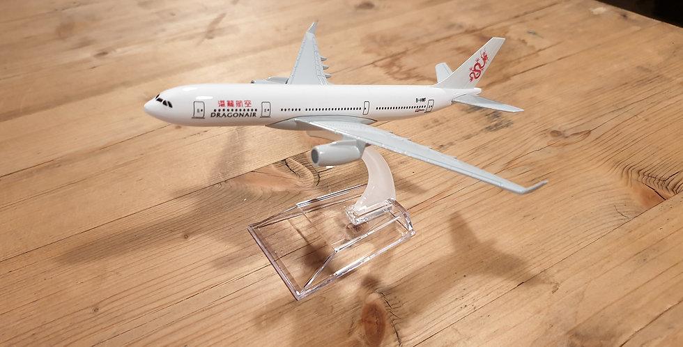 A320 Die Cast 'Dragon Air' Model