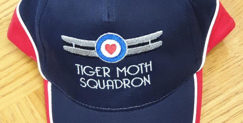 Tiger Moth Squadron Cap