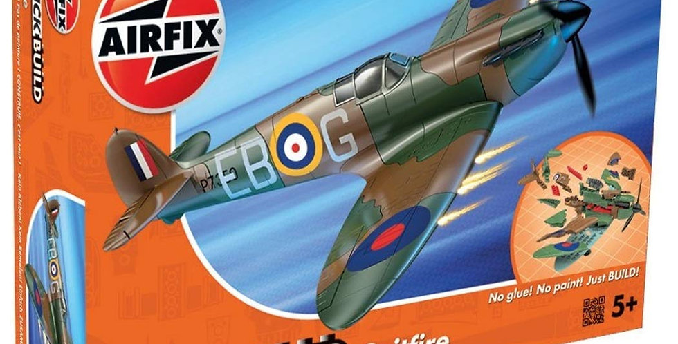 Airfix Quickbuild Model - Spitfire