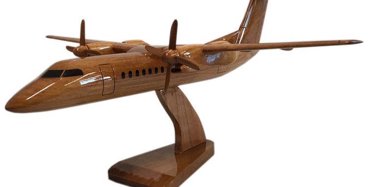 Dash 300 - Wooden Model