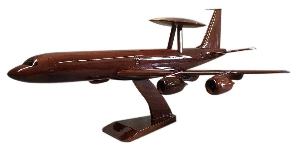 AWAC - Wooden Model