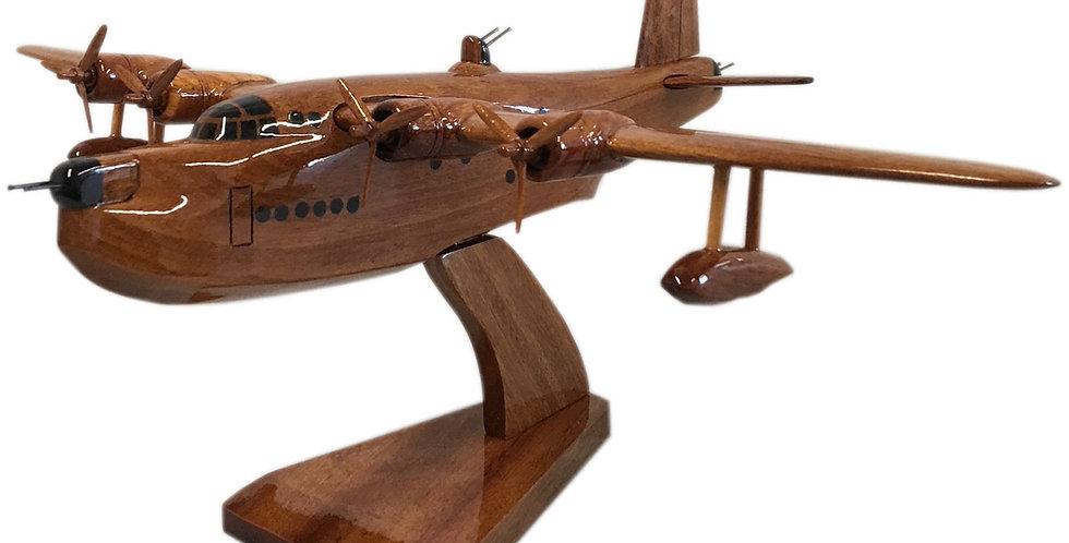 Sunderland - Wooden Model