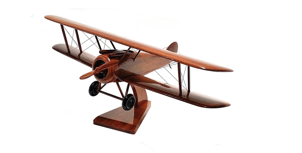 Sopwith Camel - Wooden Model
