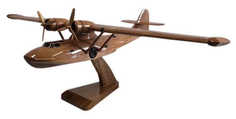 Catalina - Wooden Model
