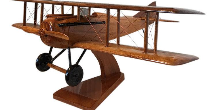 Spad X111 - Wooden Model