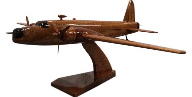 Wellington - Wooden Model