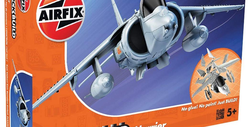 Airfix Quickbuild Model - Harrier
