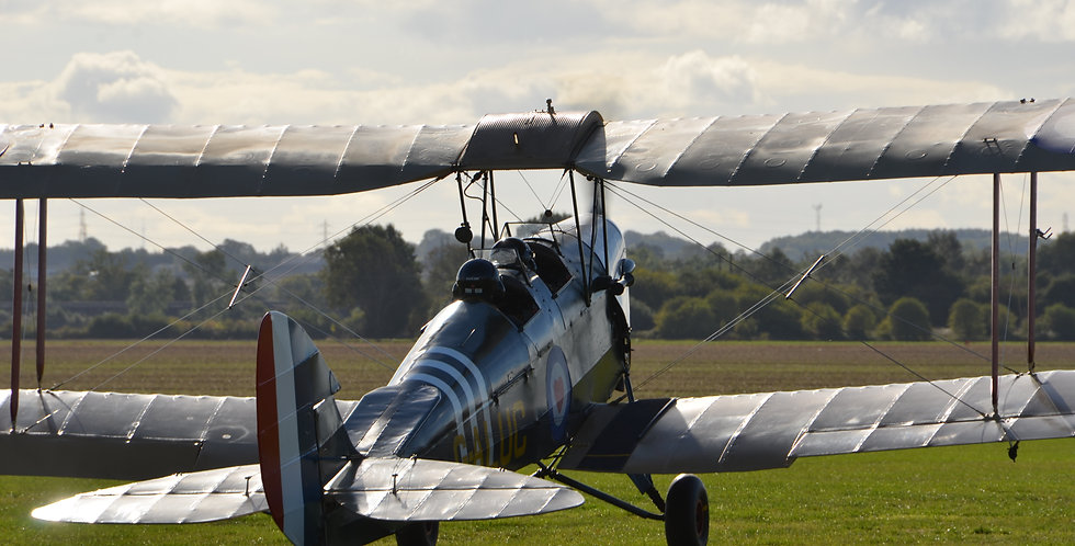 Tiger Moth 60 Minute Scramble Flight