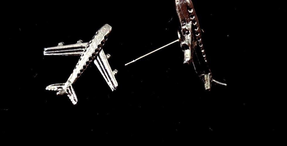 Passenger Aeroplane Earrings