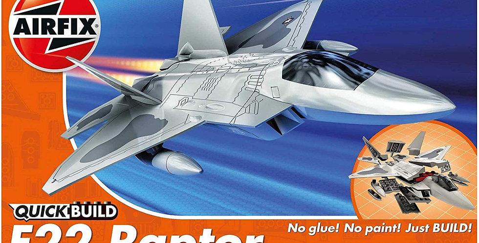 Airfix Quickbuild Model - F22 Raptor