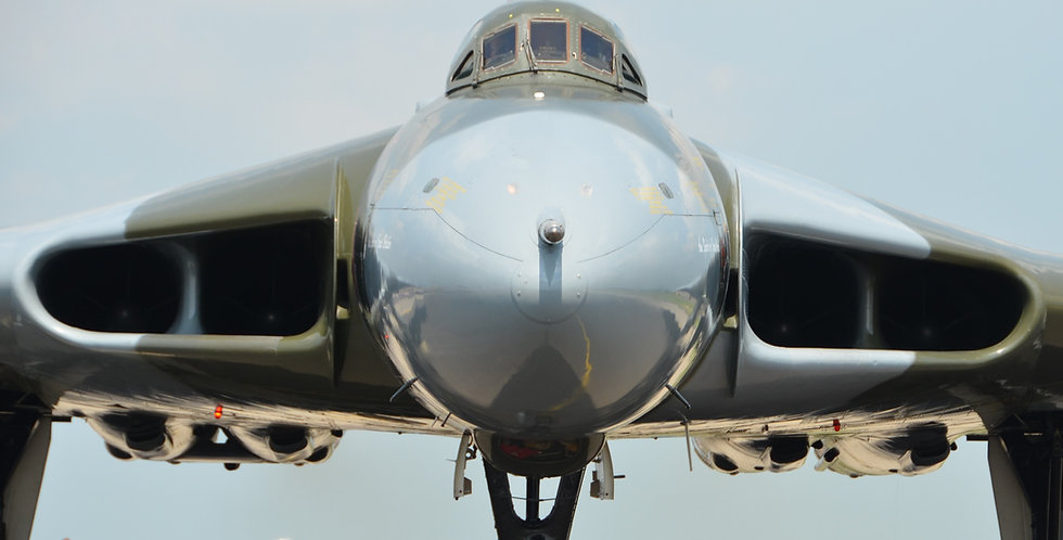 Vulcan 'Airshow' Print