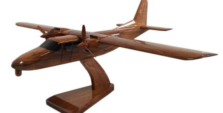 Defender - Wooden Model