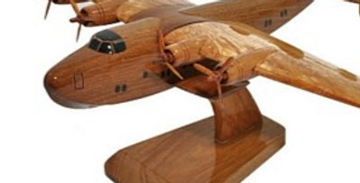 Dixie Clipper - Wooden Model
