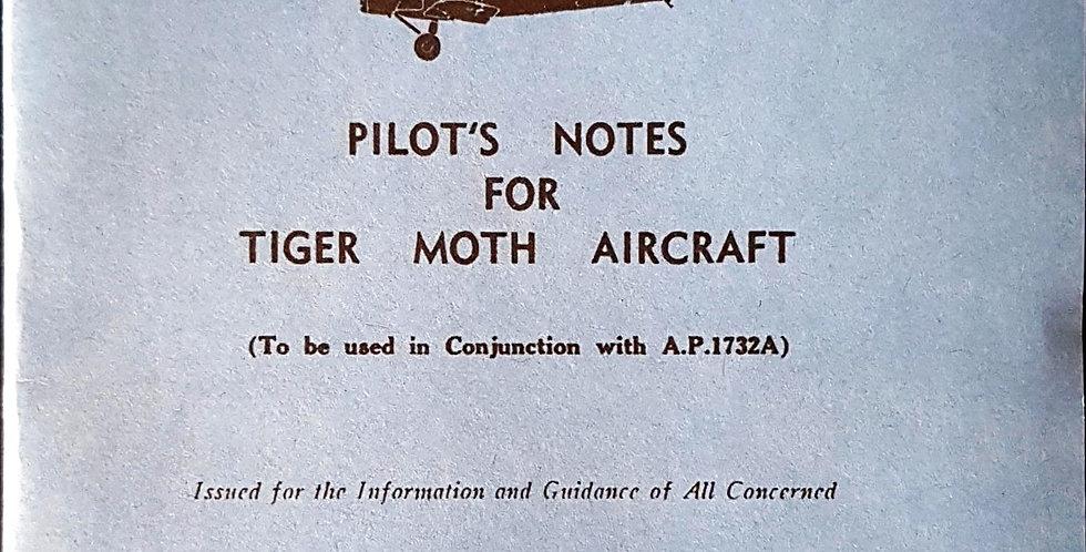 Pilot's Notes