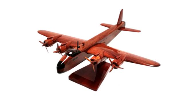 Short Stirling - Wooden Model