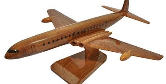 Comet - Wooden Model