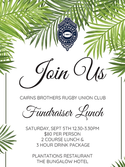 Old Boys, Girls & Friends Fundraiser Lunch
