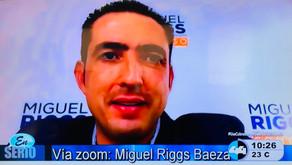 Pide Riggs proceso abierto para elegir candidato a alcalde en el PAN