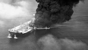 Sanchi Oil Tanker Crew Members