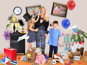 Inside the mind of a stay at home mum