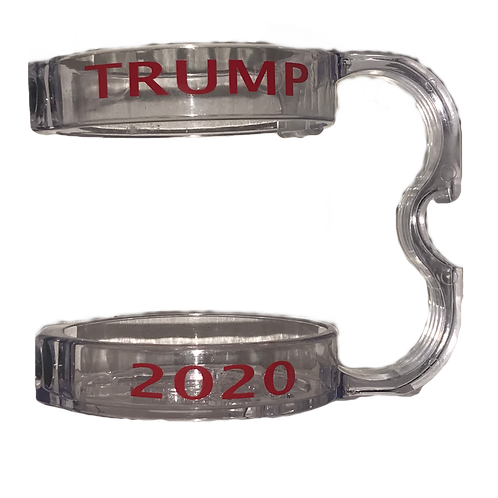 Clear Trump 2020 Chugger Lugger