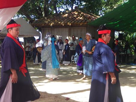 節祭2017 トゥチ日記