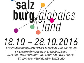 Salzburg - Globales Land: Programmheft