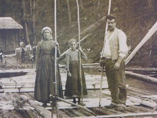 "04.05. - Salty Doks Spezial: ""Fiume Piave – Der Weg des Holzes"""