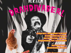 """10.03. - Salty Doks: """"Weltrevolution - Der Drahdiwaberl-Film"""""""