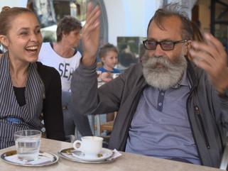 "18.10. - Salzburg - Globales Land: ""Luigi & Ilaria Grava"""