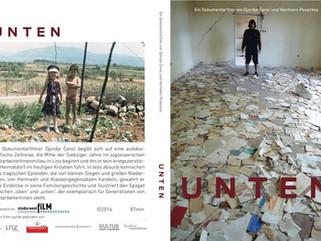 "Social Awareness Award für ""Unten"" von Djordje Cenic & Hermann Peseckas beim Crossing Europe Fil"