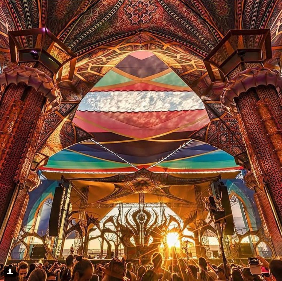 Boom Dance Temple 2018
