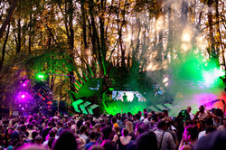 Treehouse Stage, Noisily Festival