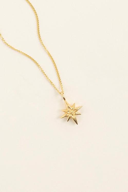 MI MUJER ATELIER little north star charm