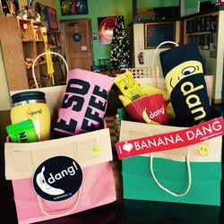 Banana Dang Mug + T-shirt Combo $32